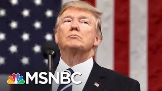 After Mueller Indictments Donald Trump Fails To Criticize Russia | The 11th Hour | MSNBC