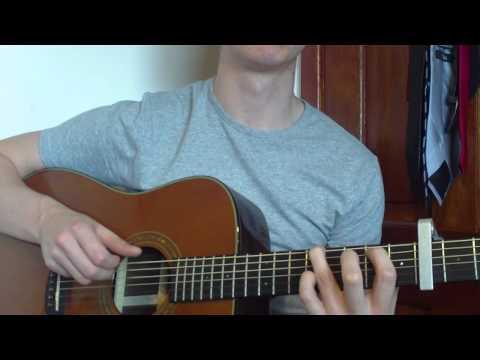 Lonely Boy - Matt Corby Guitar Lesson (Part 1)