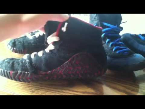 Rare Nike Inflicts and Asics Aggressors