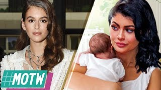 Kris Jenner Using DNA Test to Get Rid of Travis Scott? Kendall & Gigi SCARED of Kaia Gerber? -MOTW