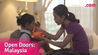 Open Doors: Malaysia - She Found Her Missing Daughter With Her Crying Domestic Worker // Viddsee.com