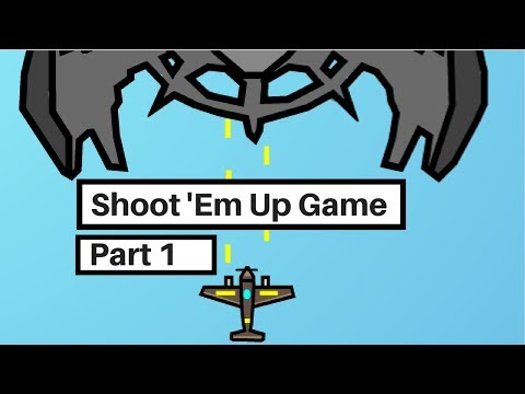Scratch Tutorial: How to Make a Shoot 'Em Up Game (Part 1)