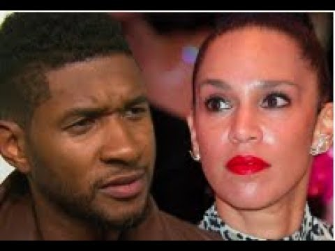 Usher Showed No Signs Of Divorce Before He Announced His Separation And Has A New GF
