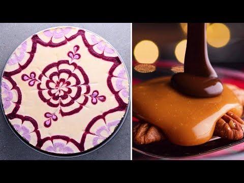 FUN Christmas Dessert Ideas | Yummy DIY Christmas Treats by So Yummy