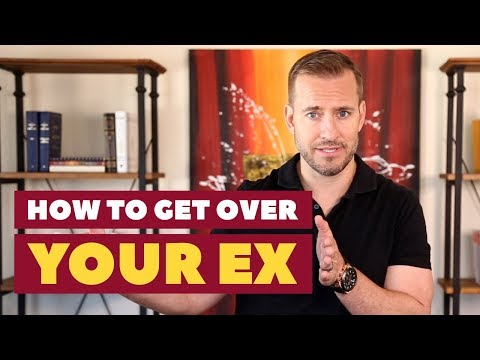 How To Get Over Your Ex   Relationship Advice For Women by Mat Boggs