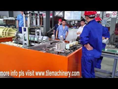 ceramic honeycomb(automotive catalysts ) making machine and productin line