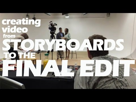 How to Create a Video, From Storyboard to Final Render