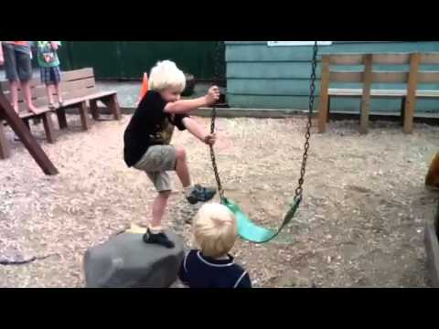Swing Set Challenge
