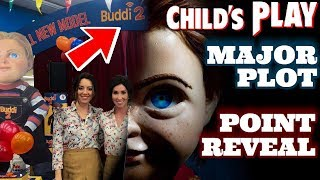 Download Child's Play (2019) Remake On Set Photo REVEALS Too Much? Video