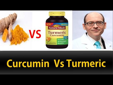 Curcumin vs.Turmeric: Plants or  Pills ? -  Dr Greger
