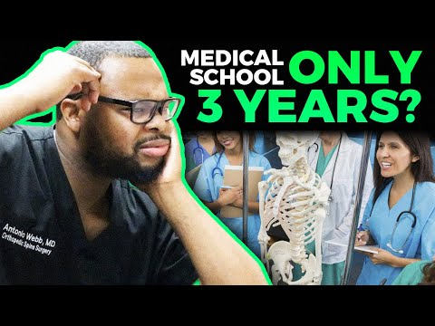 Should Medical School Be Reduced to 3 Years?