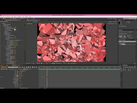 ULearn FX- Cool Shatter in Element 3d!