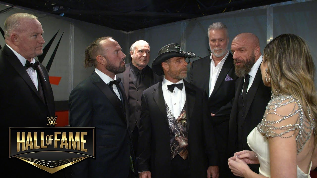DX's impromptu speech for WWE Hall of Fame ceremony: WWE Exclusive, April 6, 2019