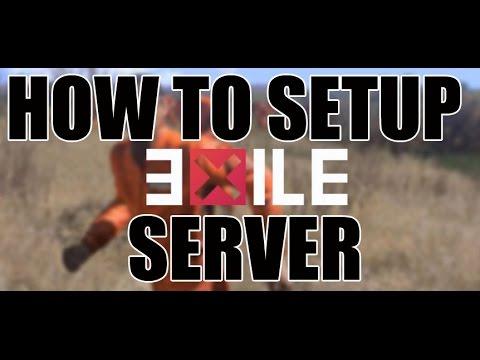 HOW TO SETUP A ARMA3 EXILE SERVER