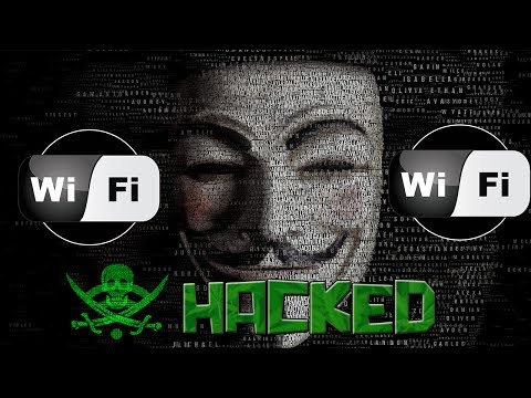 WIFI HACK 100% REAL ILLEGAL APP (NO ROOT/ROOT)+Download