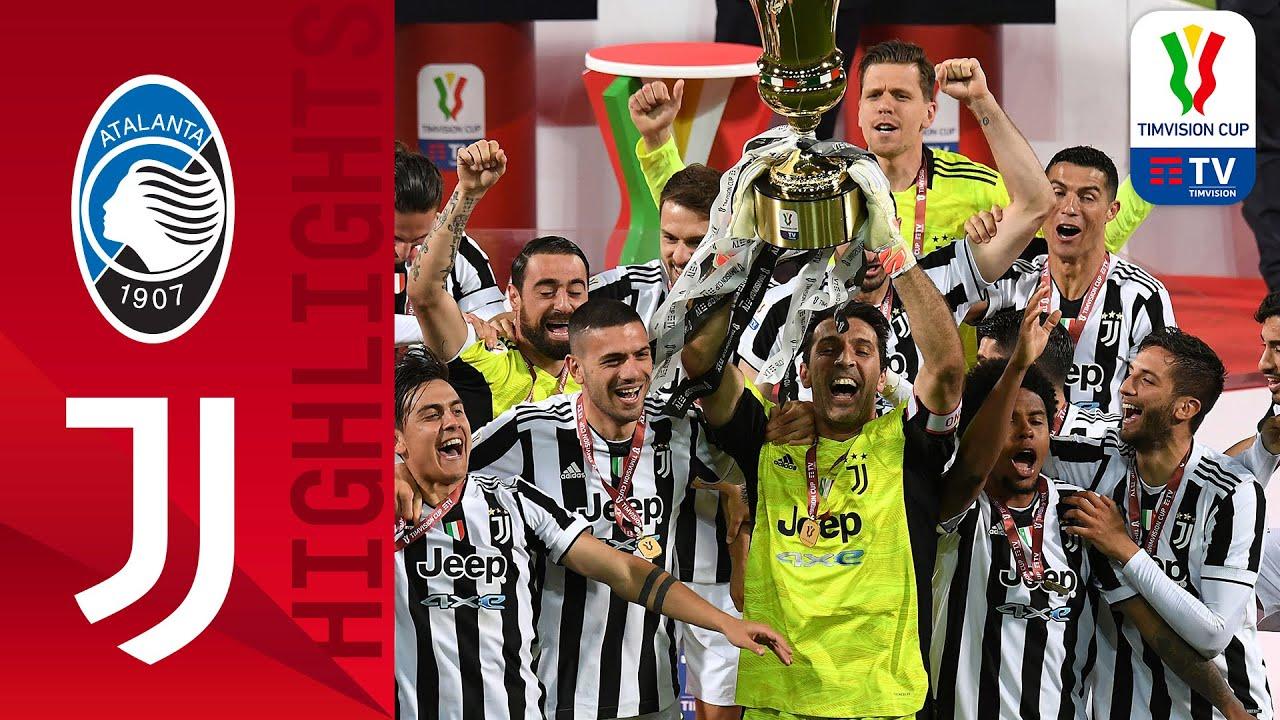 Atalanta 1-2 Juventus | Chiesa's late strike secures Coppa Italia! | Final | TIMVISION CUP