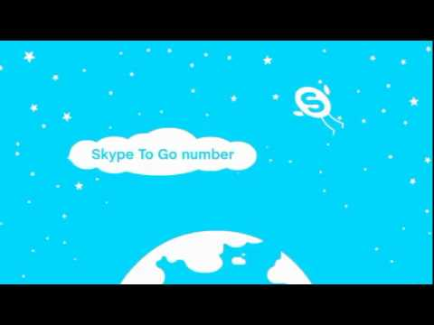 Skype To Go number - Great value calls abroad from your mobile