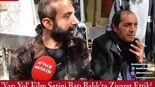 Download Yönetmen Mehmet Ali Gündoğdu Yeni Filmi 'Yarı Yol' Çekimler İçin Cunda'da! Video