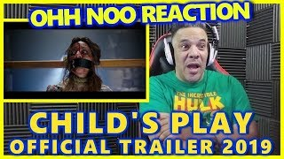 Download CHILD'S PLAY Official Trailer REACTION Video