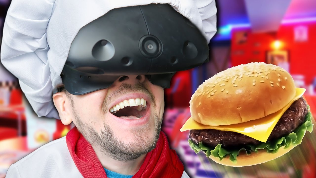 JACK'S DINER | Diner Duo (HTC Vive Virtual Reality)