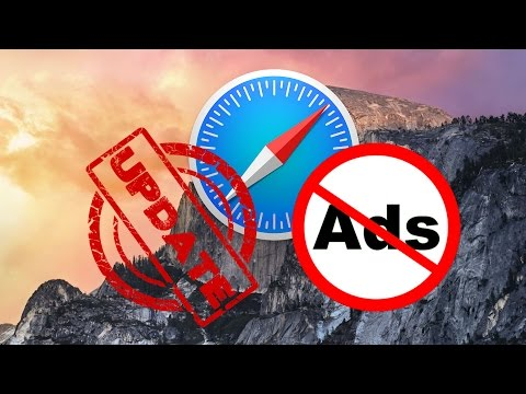 Block All Ads in Safari Updated for OS X Yosemite