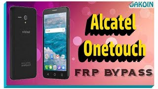How to remove Google Account FRP Alcatel idol new method easy and fast