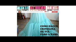 898d0e551 Como hacer un vestido de quinceañera - Taller de manualidades ÉXODO ...