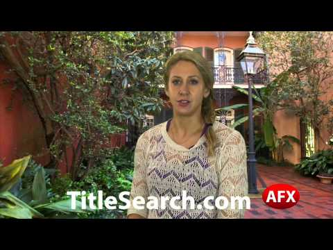 Property title records in Bossier Parish Louisiana | AFX