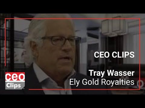 20 Deeded Royalties & Growing - Ely Gold Royalties