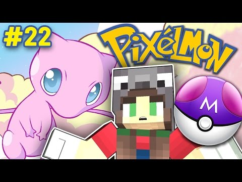 NON CI CREDO! TROVO MEW E UNA MASTER BALL - Pixelmon #22
