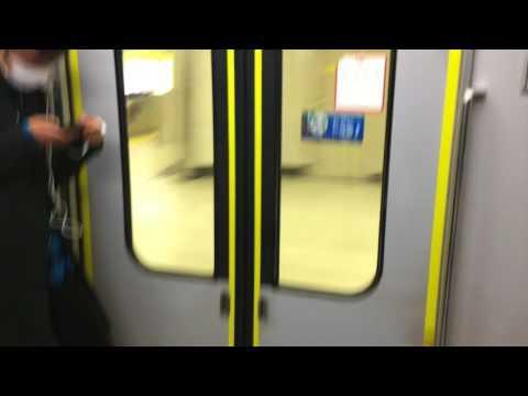 Kuramae to Oshiage (Tokyo Skytree) | Riding the Tokyo Metro Asakusa Line!