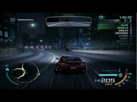 Need For Speed: Carbon - Race #2 - Main Street (Circuit)