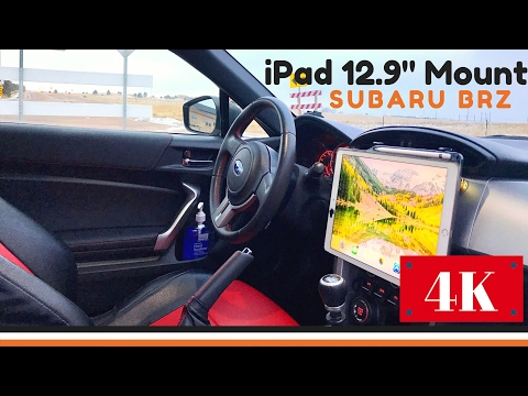 How to Mount iPad in Car