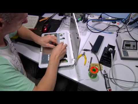 Toshiba Laptop Power Jack Repair or Replacement - How To on Youtube