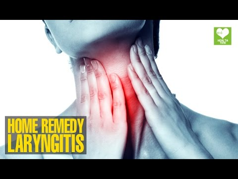 Laryngitis - Home Remedies | Health Tips | Educational Video