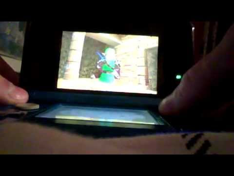 Zelda Ocarina of Time 3D : Scarecrow Song glitch