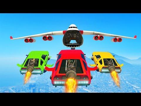 GTA 5 EPIC MOMENTS: #45 (Best GTA 5 Wins & Stunts, GTA 5 Funny Moments Compilation)