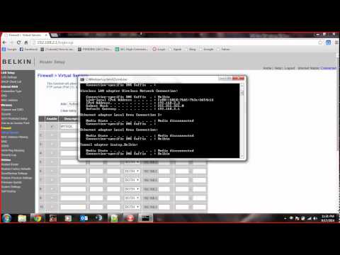 Port Forwarding MYSQL Servers (And everything else.) | TutorialRegion.