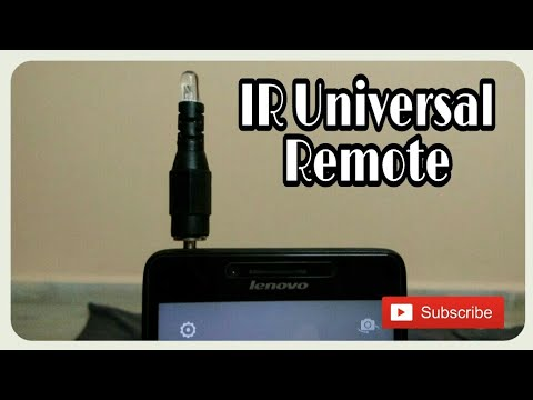 How to Make IR Universal Remote at Home || IR Blaster || Experiments Plus