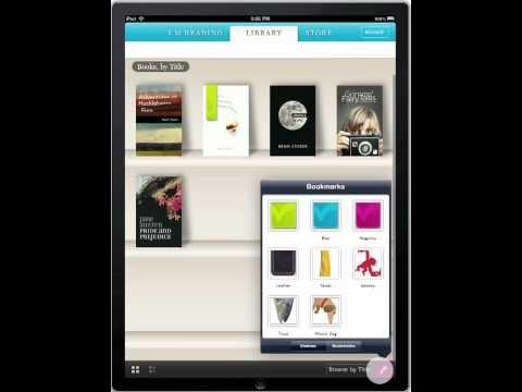 iPad App Demo