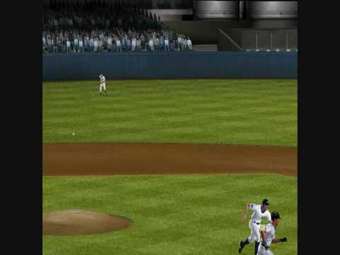 MVP Baseball 2005 A Runner Scored On An Error 5