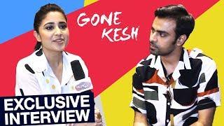 Gone Kesh | Shweta Tripathi And Jitendra Kumar Exclusive Interview