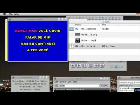 Play .CDG (Karaoke) Free on Mac-MR
