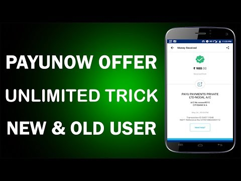 ( Expired ) PayuNow Offer !! Earn Unlimited with PayuNow & freecharge !! No KYC Required !!