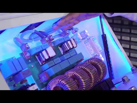 50kW Solar Inverter using SiC MOSFETs