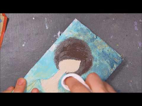 mixed media artspiration friday 8-18-17