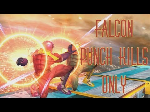 For Glory Doubles Challenge - Falcon Punch Kills Only