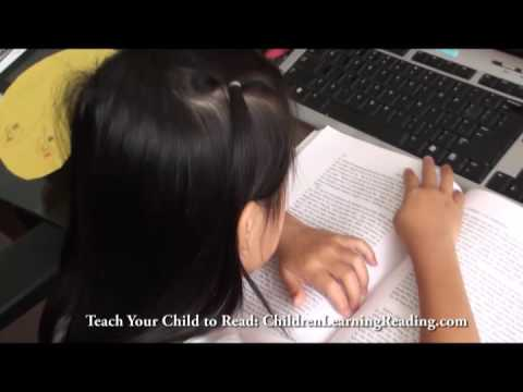 how to teach kids to read and write