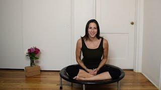 Rebounding And Clearing Your Lymphatic System