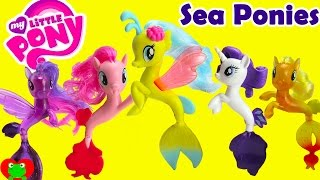 My Little Pony Sea Ponies Dive for Treasures